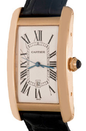 Cartier Tank Americaine inventory number C44764 image