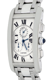 Cartier Tank Americaine inventory number C46555 image