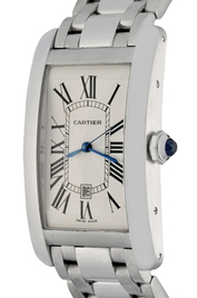 Cartier Tank Americaine inventory number C46803 image