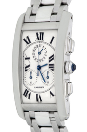 Cartier Tank Americaine inventory number C47245 image