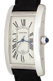Cartier Tank Americaine inventory number C47250 image