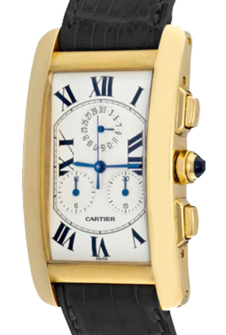 Product cartier tank americaine w2601156 main c47940