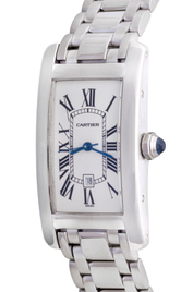 Cartier Tank Americaine inventory number C48532 image