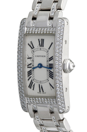 Cartier Tank Americaine inventory number C48707 image