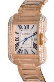Cartier Tank Anglaise inventory number C44638 mobile image