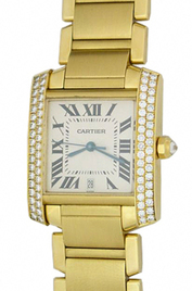 Cartier Tank Francaise inventory number C18924 image
