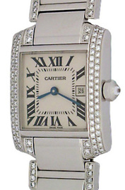 Cartier Tank Francaise inventory number C18987 image