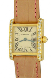 Cartier Tank Francaise inventory number C32256 image