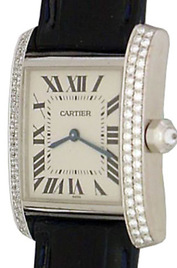 Cartier Tank Francaise inventory number C34224 image