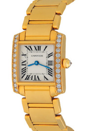 Cartier Tank Francaise inventory number C38233 image