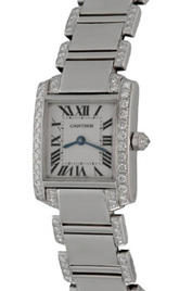 Cartier Tank Francaise inventory number C40423 image