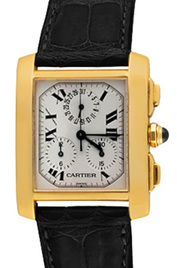 Cartier Tank Francaise inventory number C41056 image