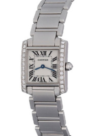 Cartier Tank Francaise inventory number C42581 image