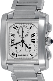 Cartier Tank Francaise inventory number C42833 image
