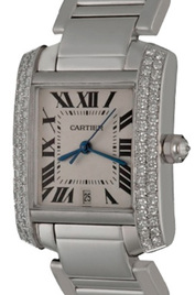 Cartier Tank Francaise inventory number C43320 image