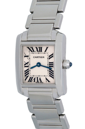 Cartier Tank Francaise inventory number C45716 image