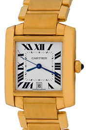 Cartier Tank Francaise inventory number C45738 image