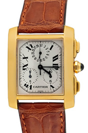 Cartier Tank Francaise inventory number C45765 image