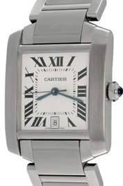 Cartier Tank Francaise inventory number C46126 image