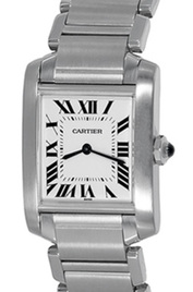 Cartier Tank Francaise inventory number C46135 image