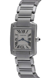 Cartier Tank Francaise inventory number C46158 image