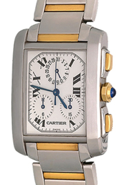 Cartier Tank Francaise inventory number C47015 image