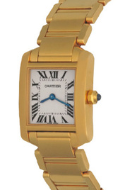Cartier Tank Francaise inventory number C47387 image