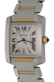 Cartier Tank Francaise inventory number C47400 image
