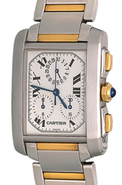 Cartier Tank Francaise inventory number C48083 image