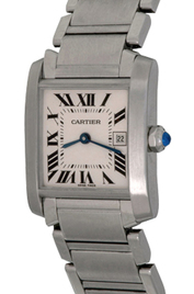 Cartier Tank Francaise inventory number C48141 image