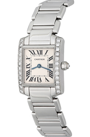 Cartier Tank Francaise inventory number C48147 image