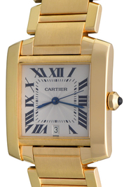 Cartier Tank Francaise inventory number C48628 image