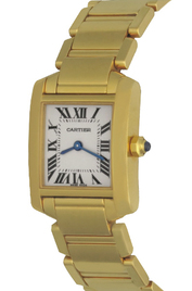 Cartier Tank Francaise inventory number C49043 image