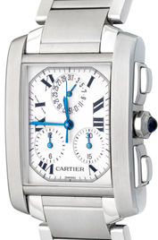 Cartier Tank Francaise inventory number C49331 image