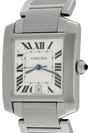 Cartier Tank Francaise inventory number C49601 image