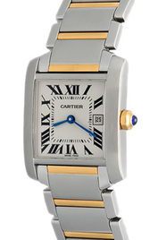 Cartier Tank Francaise inventory number C50109 image