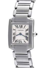 Cartier Tank Francaise inventory number C50185 image
