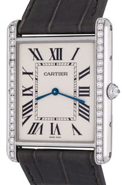 Cartier Tank Louis inventory number C46456 image