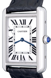 Cartier Tank Solo Large inventory number C49380 image