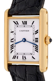 Cartier Tank inventory number C46245 image