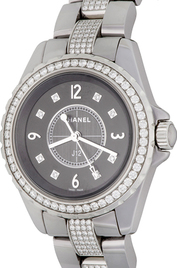 Chanel J12 Chromatic Titanium inventory number C47141 image