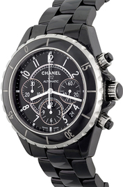 Chanel J12 Chronograph inventory number C45754 mobile image
