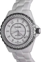 Chanel J12 inventory number C35595 mobile image