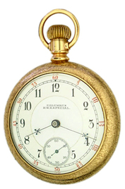 Columbus Watch Co. R.W.K. Special (Rail Way King) inventory number P1265 mobile image