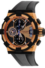 Concord C1 Chronograph inventory number C37444 mobile image