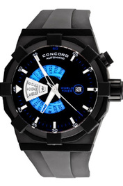 Concord C1 Worldtimer inventory number C37445 mobile image