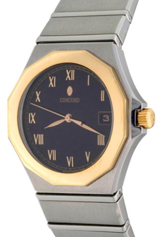 Product concord mariner quartz mens watch main c44000