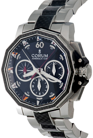 Product corum admirals cup challenge mens watch main c45218