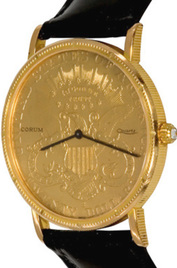 Corum Gold Piece inventory number C43624 mobile image