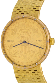 Corum Gold Piece inventory number C46194 mobile image